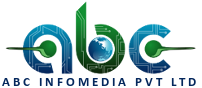 Logo of ABC Infomedia, Professional Software Development Company in india